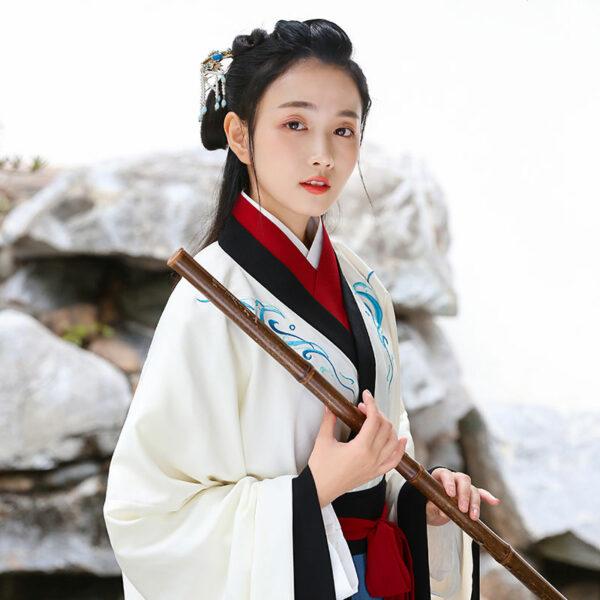 cloud ruqun hanfu dress newhanfu
