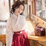 Hanfu-Chinese-Costume-Women-Red