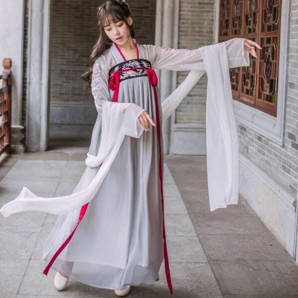 Phoenix Ruqun Dress 2