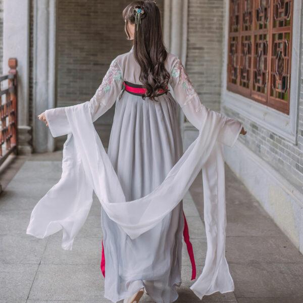 Phoenix Ruqun Dress 3