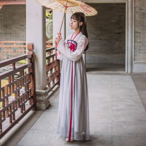 Phoenix Ruqun Dress 1