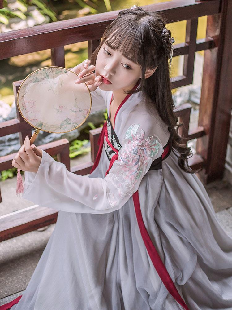 Hanfu Chinese Dress Newhanfu