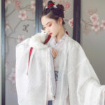 Hanfu-Chinese-Dress-White-L-Newhanfu