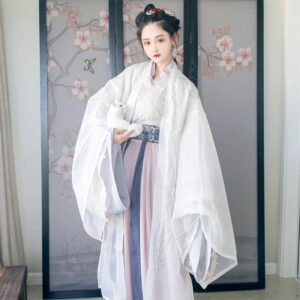 chinese tradition ruqun hanfu newhanfu