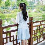 Hanfu-Chinese-Traditional-Clothing-Blue-L-Yulan-Newhanfu
