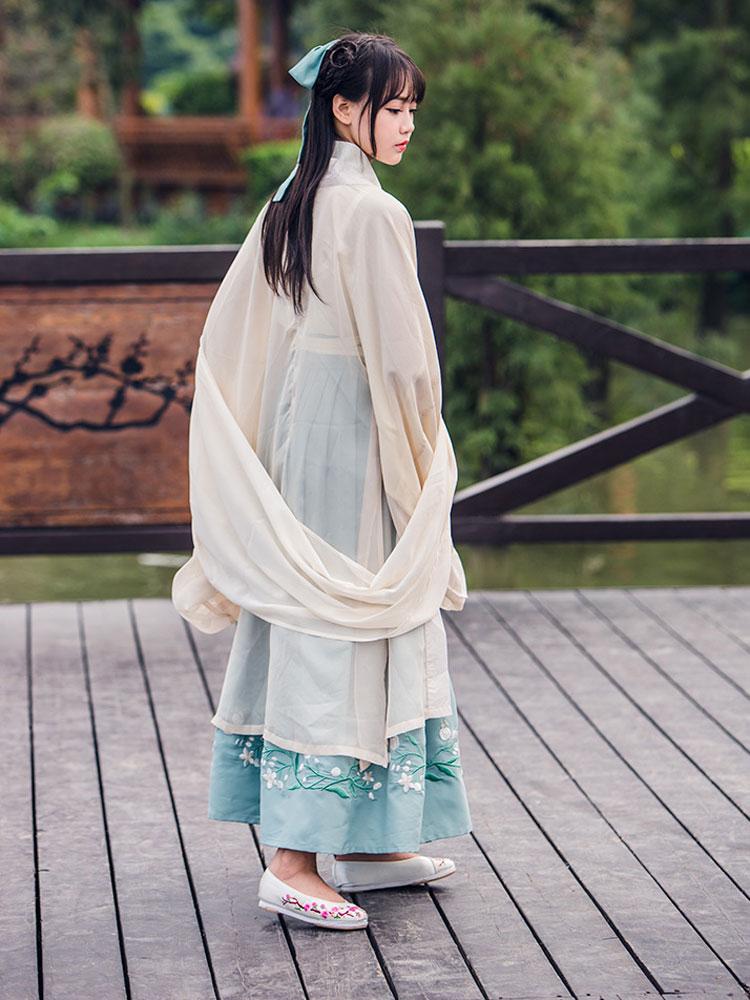 Hanfu Dress Suit Newhanfu