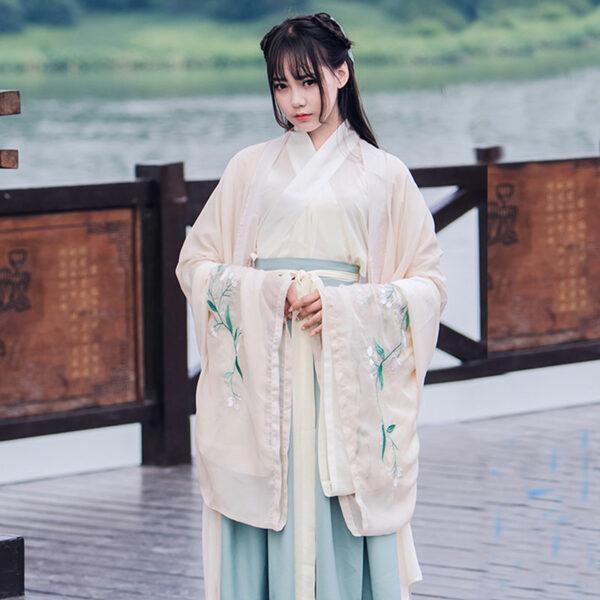 hanfu ruqun dress newhanfu