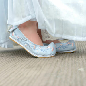 hanfu women flat shoes newhanfu