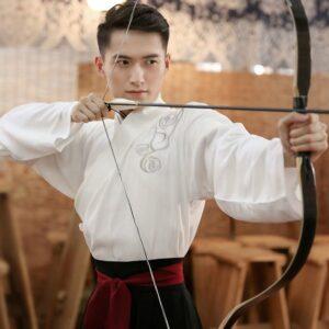 male hanfu kungfu costume newhanfu