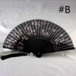 paper folding fan hanfu accessories newhanfu