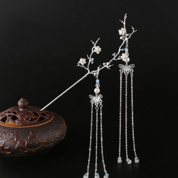 hanfu hairpin wintersweet accessories newhanfu