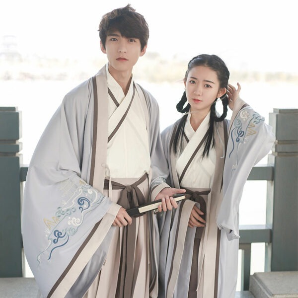 couple hanfu clothing newhanfu