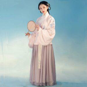 hanfu aoqun dress newhanfu