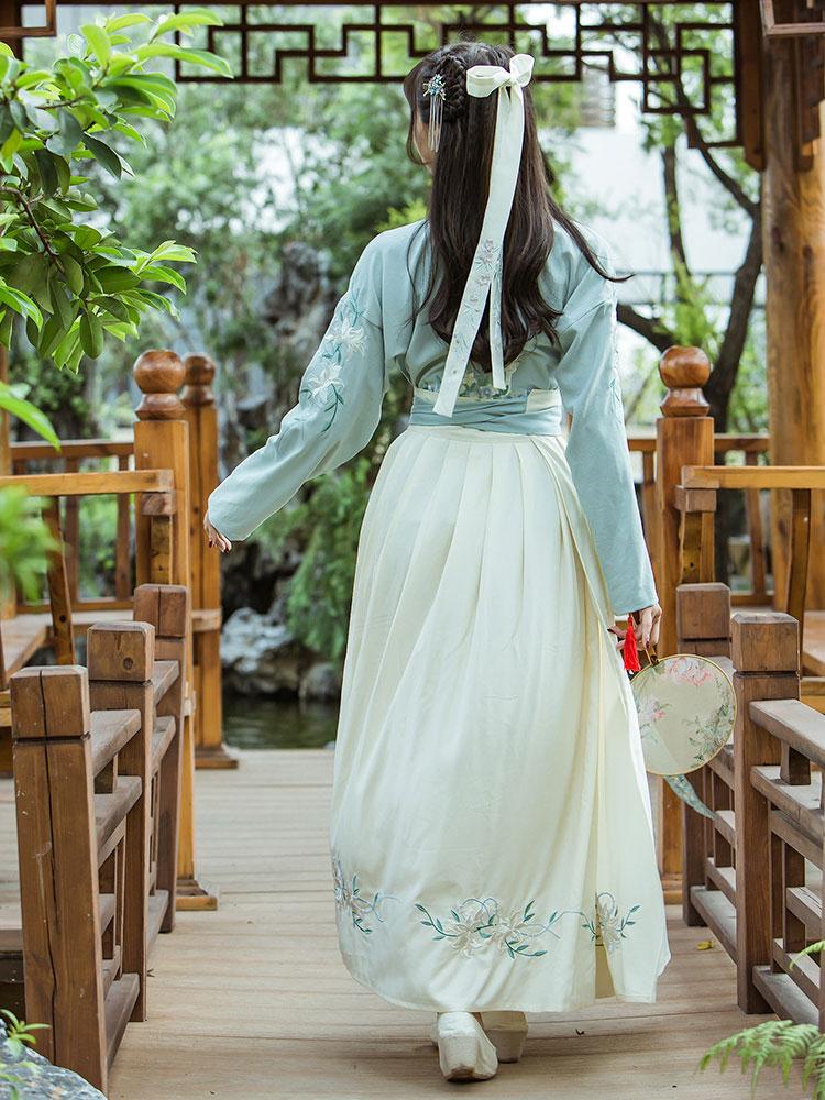 ruqun dress newhanfu