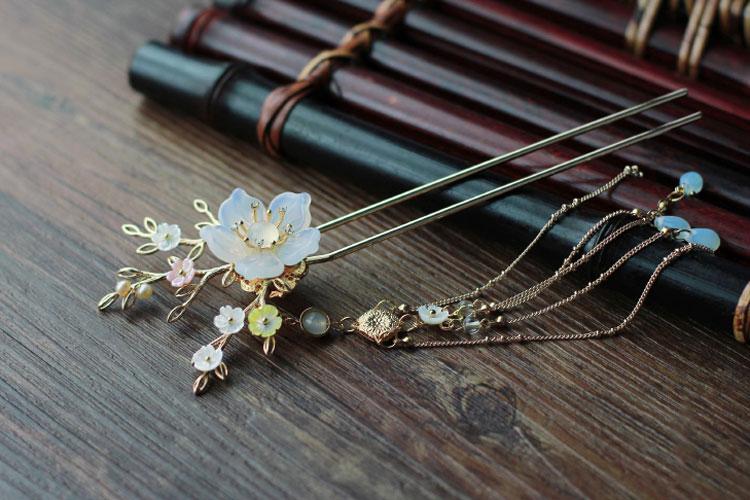 shop handmade hanfu jewelry
