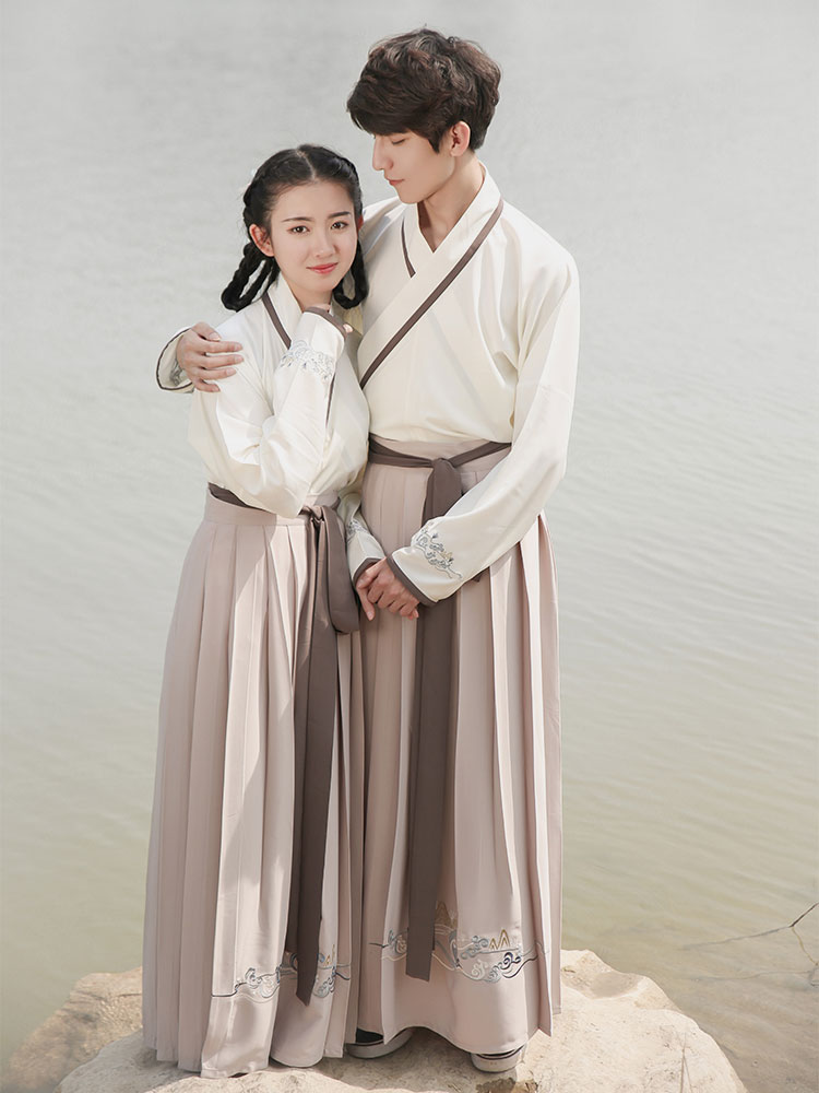 shop men hanfu dress couple