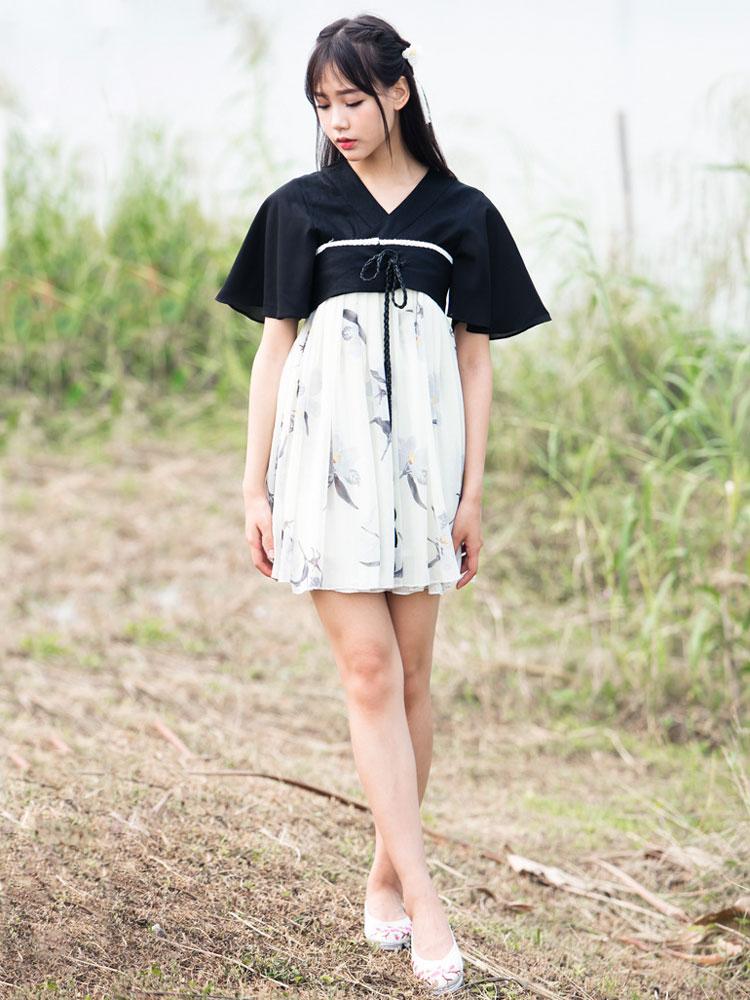 summer modern Hanfu shop