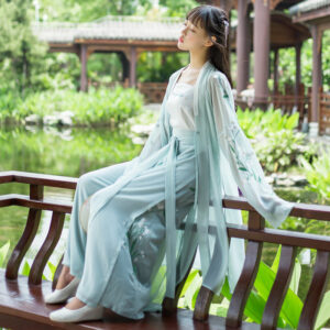 traditional hanfu pants clothing newhanfu