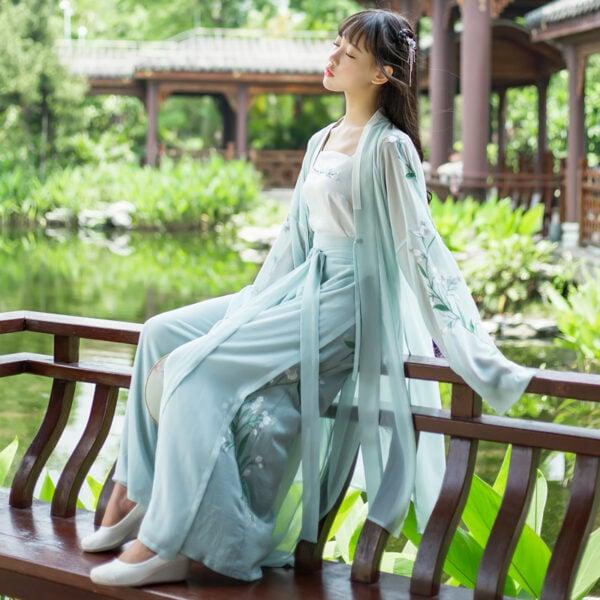 traditional hanfu pants clothing newhanfu