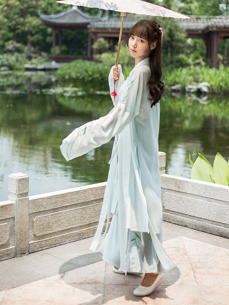 traditional hanfu pants newhanfu