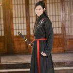 black swordman male hanfu