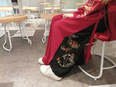 songku hanfu pants