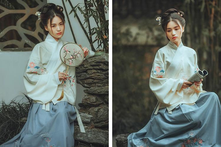 buy garden aoqun hanfu