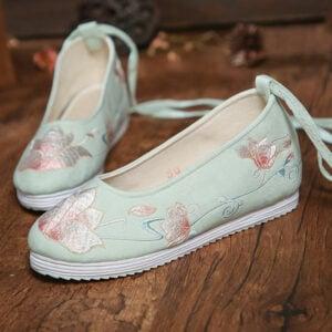 casual sneaker hanfu shoes