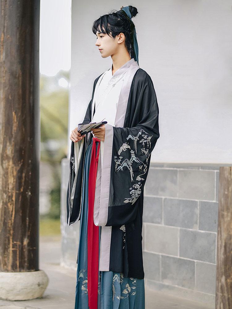 cloud pine male hanfu shop
