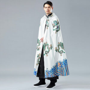 dragon cloak hanfu accessory