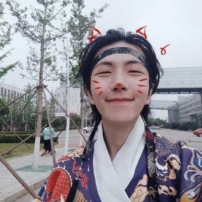 male hanfu