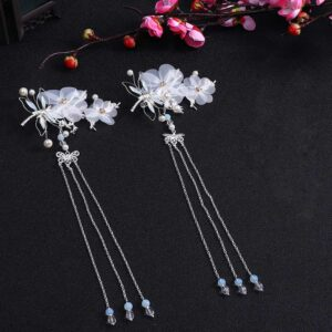 dragonfly hairpin hanfu accessories