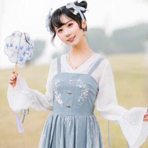 fairy modern hanfu