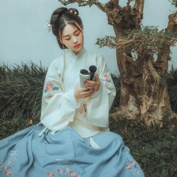 garden aoqun hanfu