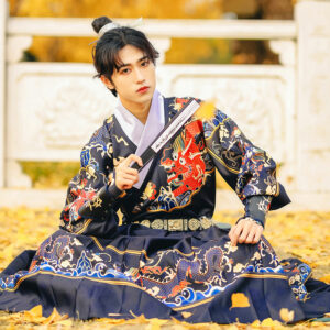 dragon hanfu male
