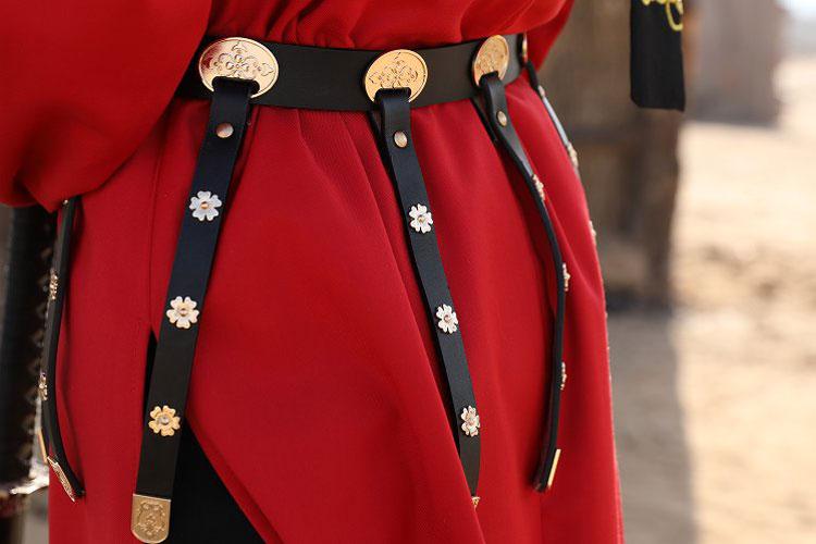 hanfu robe belt