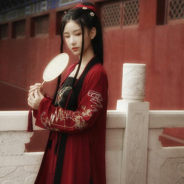 butterfly songku hanfu
