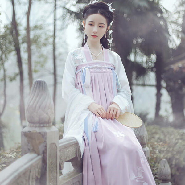 women ruqun hanfu