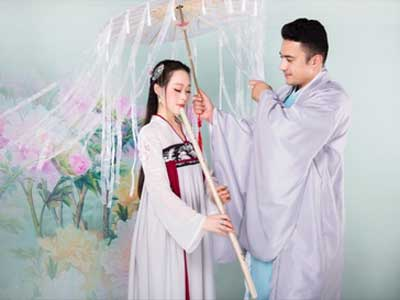 hanfu male couple
