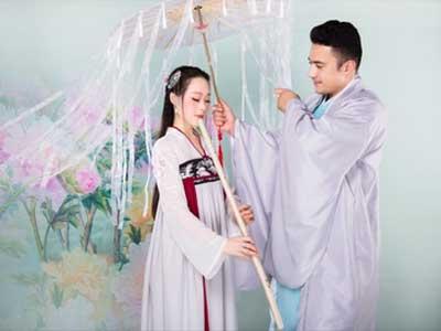 hanfu male couple