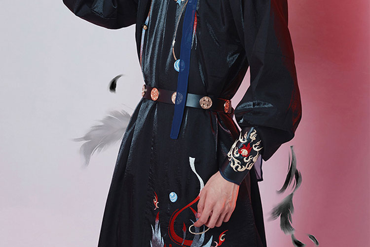 shop male hanfu accessory belt