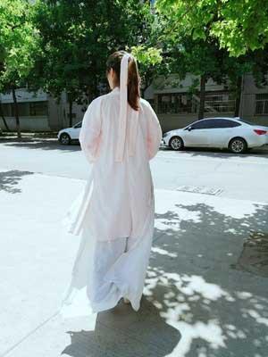modern summer hanfu