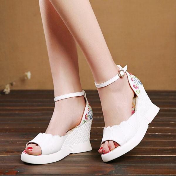 summer sandal hanfu shoes