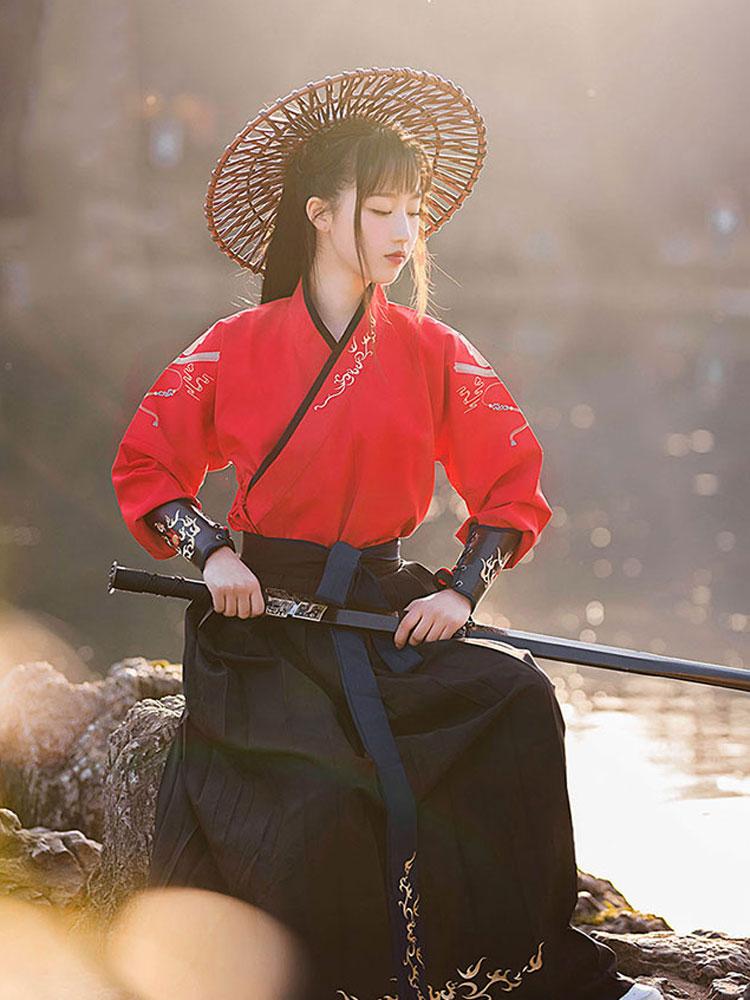 sword couple kungfu hanfu store