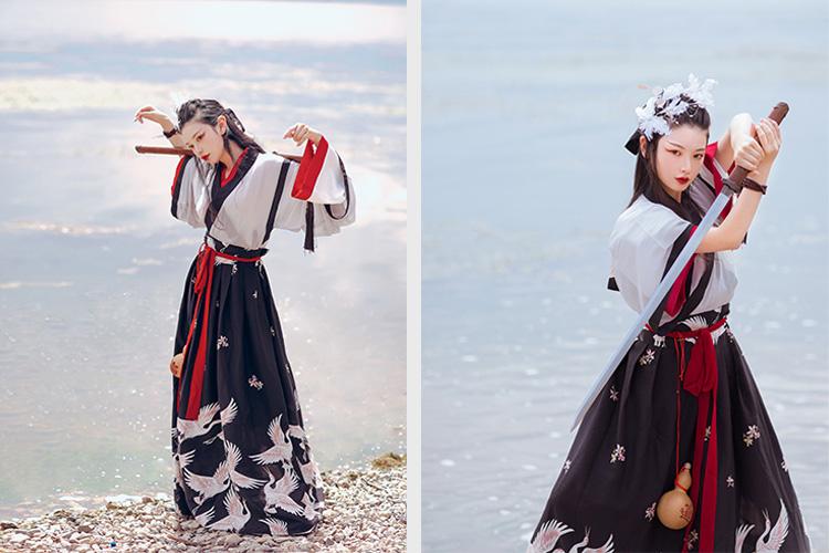 women hanfu ruqun costume