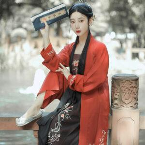summer songku hanfu