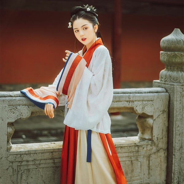 wild cornel hanfu