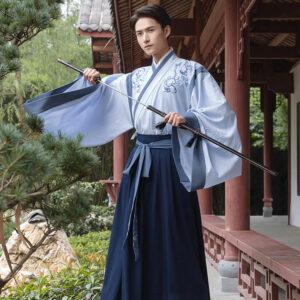 jin dynasty male ruqun hanfu