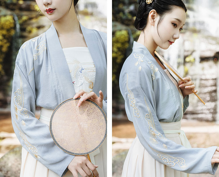 Shop Hanfu Women Tank Top