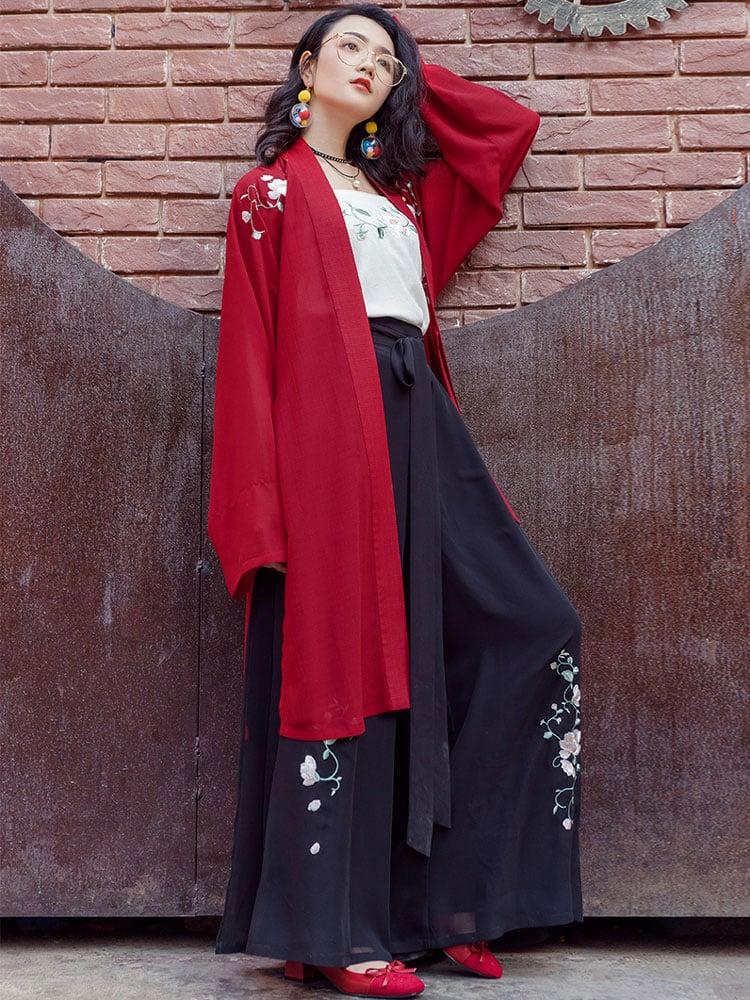 Shop Modern Hanfu Girl